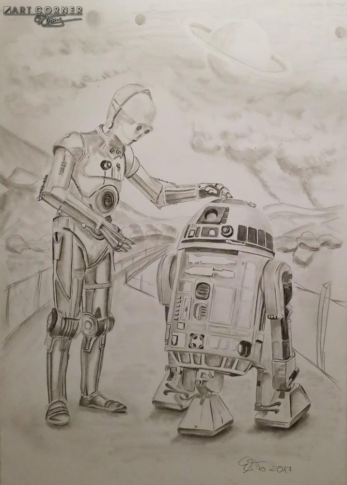 R2-D2 par Mito